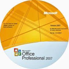 Microsoft Office Pro 2007