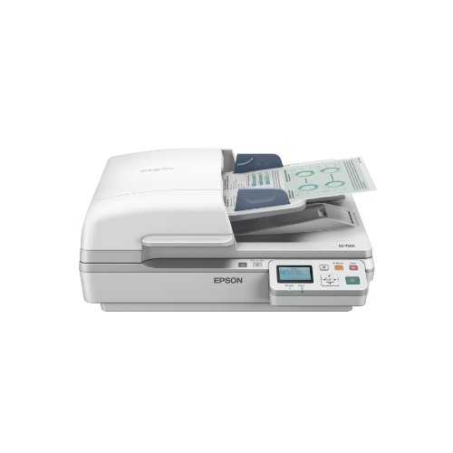 Epson WorkForce DS-6500N Network Ready A4 Document Scanner 25ppm