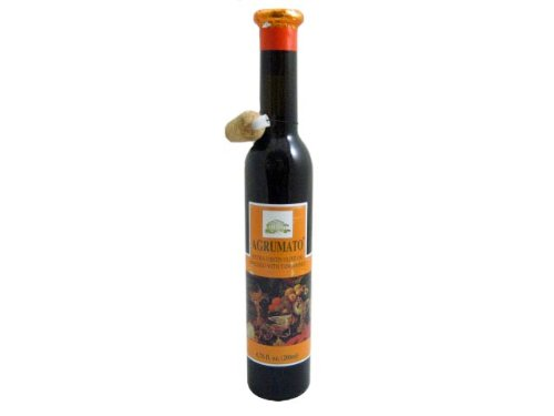 Agrumato Extra Virgin Olive Oil Pressed with Tangerines by Agrumato