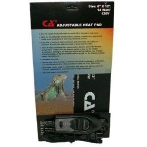 Catalina Adjustable Heat Pad 14 Watt 8 x 12in