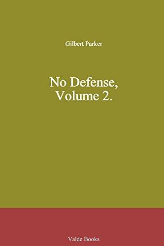 No Defense, Volume 2.