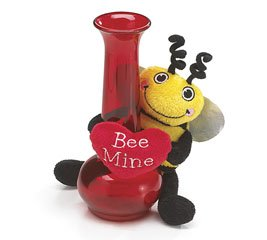 Valentine's Day Bee Mine Plush