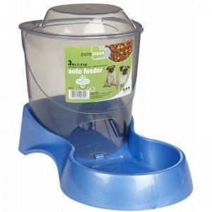 Auto Pet Feeder Capacity: 3 lbs.
