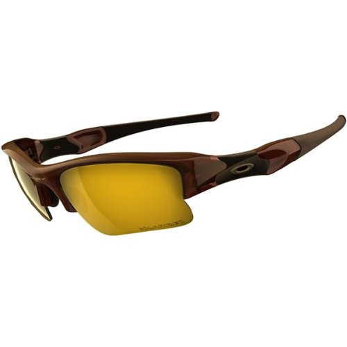 Oakley Flak Jacket XLJ Adult Polarized Sports Sunglasses