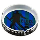 Officially Licensed Elvis Presley Elvis Rocks Ashtray