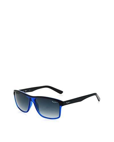 Pepe Jeans Gafas de Sol 7148C256 (56 mm) Azul / Negro