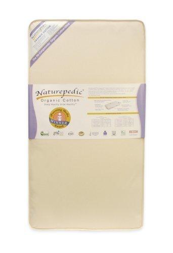 Naturepedic No Compromise Organic Cotton Ultra 252 Crib Mattress