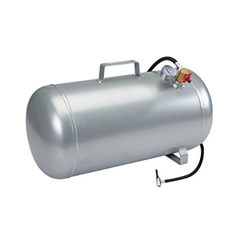 7 gal. Portable Aluminum Air Tank from TNM by Harbor Freight Tools