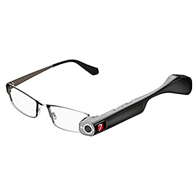7 TheiaPro App Enabled EyeGlasses Camera(Black)
