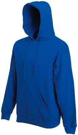 Fruit of the Loom Classic Hooded Sweat royal-blau,L L,royal-blau