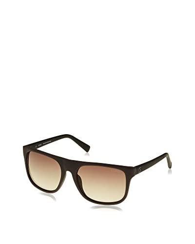 Guess Gafas de Sol Gu6825 (57 mm) Marrón Oscuro