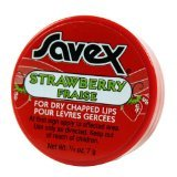 Savex Lip Balm, Strawberry Fraise - .25 oz