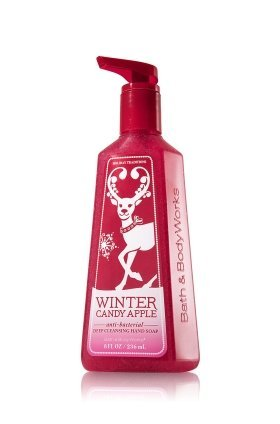 Bath & Body Works Holiday Traditions Winter Candy Apple Anti-bacterial