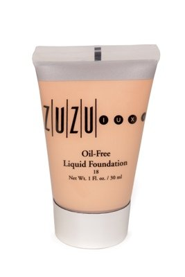 Zuzu Luxe - Oil-Free Liquid Foundation L-14 Light/Medium Skin 18 SPF