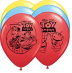 Toy Story 3 Party Balloons 25 Pack
