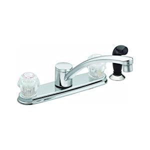 moen ca87681 chrome touch control two handle low arc
