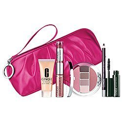 """Clinique """"Pretty Day Into Night Looks"""" Gift Set by Cle De Peau"""