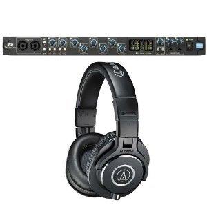 Focusrite Saffire PRO 40 with Audio-Technica ATH-M40x headphones ( earphone ) Bundle [parallel import goods]