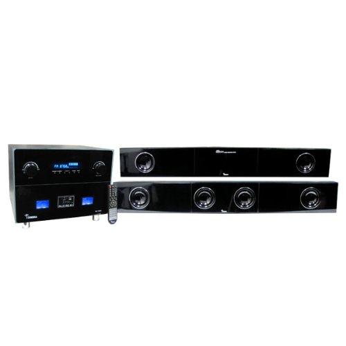 Icinema Hd Soundbar W-1000 Surround Sound Home Theater With Wireless Subwoofer