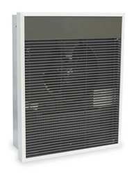 Dayton 3End8 Electric Heater, 277V, 1Phase, 4800W, Bronze