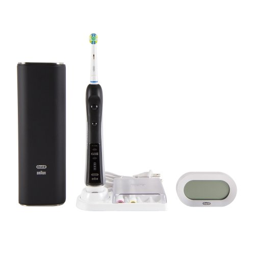 Oral-B Precision Black 7000 Rechargeable Electric Toothbrush 1 Count