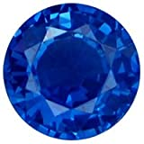 2.26cts Natural Genuine Loose Sapphire Round Gemstone thumbnail