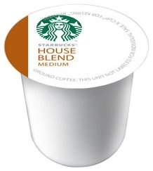 Starbucks House Blend K-Cup Portion Pack for Keurig Brewers