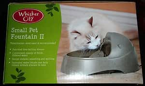 Whisker City Small Pet Fountain Ii