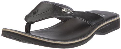 beste verkauf buffalo 2024 v7 pu synthetic lea black 01  sandalen