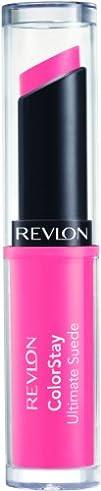 Revlon Colorstay Ultimate Suede Lipstick It Girl 0.09 Ounce