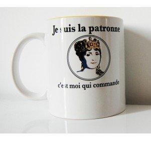 Alonso-Alicia-Et-Rafael-Mug-Humour-Je-Suis-La-Patronne