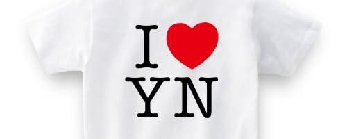 I ♥ YN(アイラブ山梨・ホワイト)