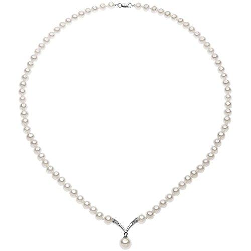 collana donna gioielli Comete Perle elegante cod. FWQ 216