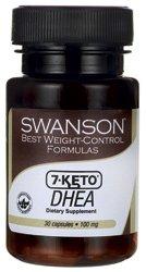7 Keto DHEA 100 mg 30 Caps par