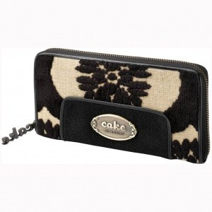 Spring 2012 Petunia Pickle Bottom Park Avenue Pocketbook Black Forest Cake by Petunia Pickle Bottom