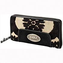 New Spring 2012 Petunia Pickle Bottom Park Avenue Pocketbook Black Forest Cake