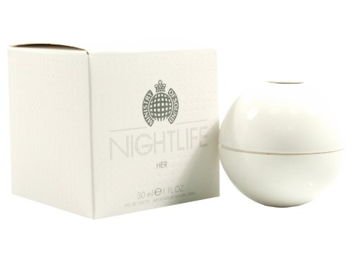 Ministry of Sound Eau De Toilette Spray for Women 30ml