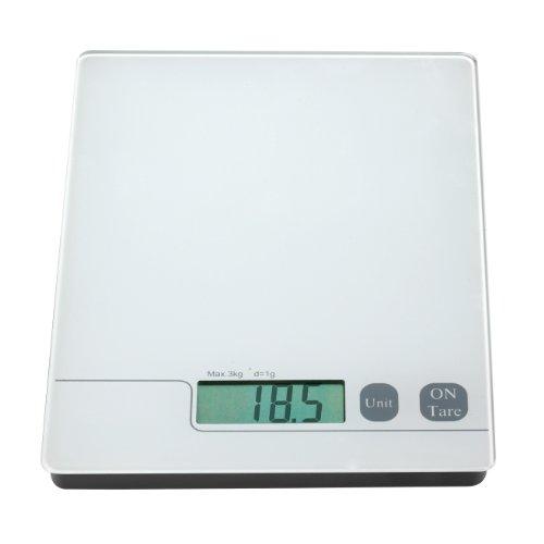 Domoclip DOM185W Balance Électronique Blanc
