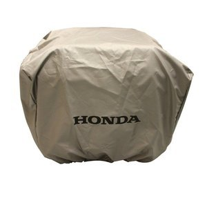HONDA Silver Generator Cov (Honda Generator Cover Eu3000i compare prices)