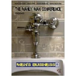 Manly Man Conference - Men's Business (4 DVD)