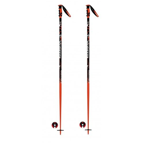 Rossignol Racchette Hero Sl Black / Red 115