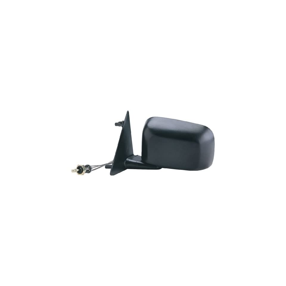 Fit System 72504V Volkswagen Jetta Driver Side Replacement OE Style Manual Remote Folding Mirror