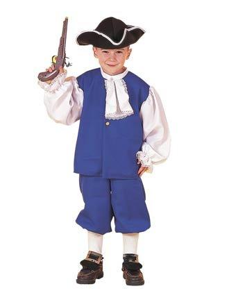 Kids' Little Colonial Boy Costume