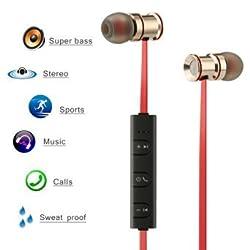 TechStick Headphones (Red)