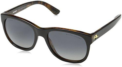 Ralph Lauren RL8141, Occhiali da Sole Unisex-Adulto, Nero (Black/Havana 5260T3), Taglia Unica (Taglia Produttore: One Size)