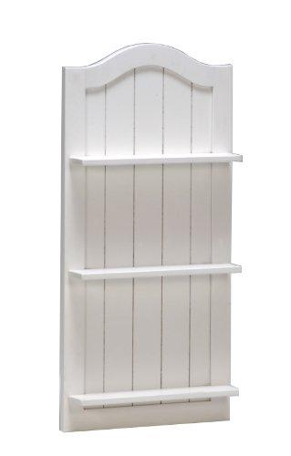 etagere murale blanc laque pas cher. Black Bedroom Furniture Sets. Home Design Ideas