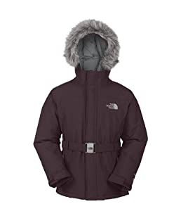 The North Face Girls Greenland Jacket A0C0 [(7 - 16)years] by The North Face