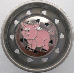 Linda Lou Piggy Kitchen Strainer #02