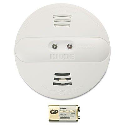 Kidde 442007 - Dual Sensor Smoke Alarm, 9V Battery