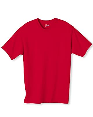 Hanes 5250 Tagless T-Shirt Deep Red 3XL